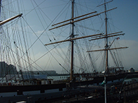 San Francisco Fishermans Warf 2001